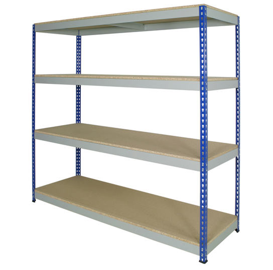 1830mm Wide Medium Duty Shelving