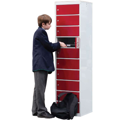Laptop Lockers & Trolleys