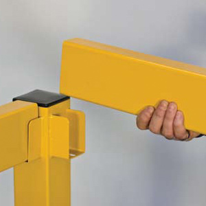 Lift Out Rail Barriers