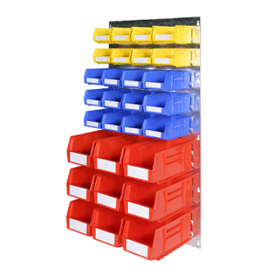 Wall Mounted Storage Bins
