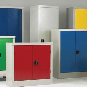Workplace Cupboards