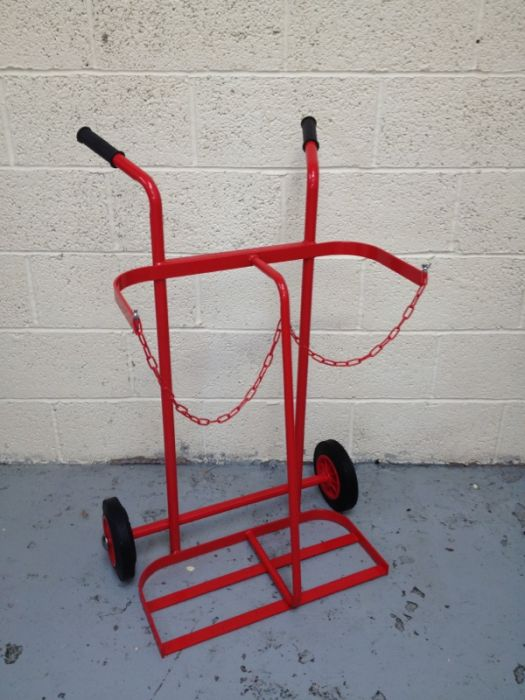 ETCT01 - Econ  Twin Cylinder Trolley - Oxy or Acetylene