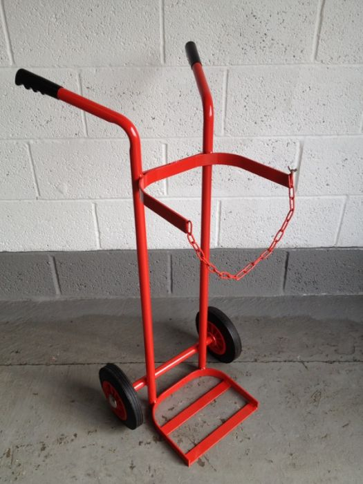 ESCT07 - Econ  Single Cylinder Trolley - Oxy or Acetylene