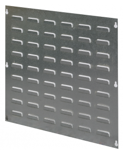 Louvre Panels for Heavy Duty Plastic Storage Bins