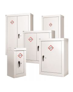 Acid & Alkali High Security Floor Cupboards