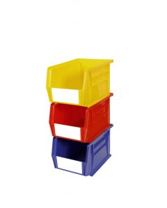 HPB25 - Plastic Storage Bins 140w x 205d x 127h