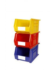 HPB40 - Plastic Storage Bins 210w x 375d x 179h
