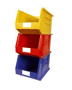 HPB50 - Plastic Storage Bins 280w x 457d x 254h