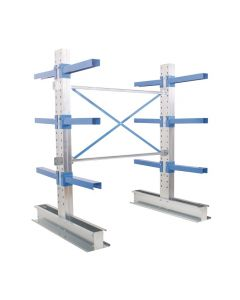 Double Sided Cantilever Racking - 1500mm wide