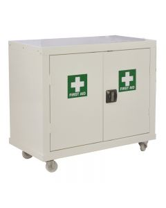 First Aid - Mobile Cupboards