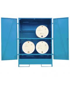 Lockable Drum Store