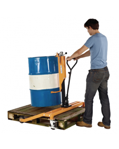 Over Pallet Drum Mover