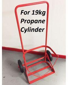 ESCT17 - Econ. Single Cylinder Trolley - 19kg Propane Cylinder