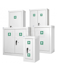 First Aid - High Security Floor Cupboards