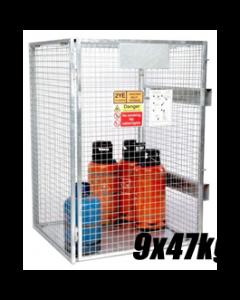 Folding Cage 1800H x 1300W x 1240D (mm)