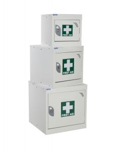 First Aid - Cube Lockers