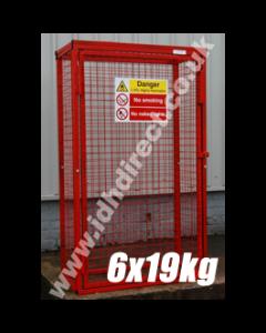GAS15 - 1700H x 1000W x 500D (mm)