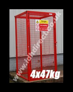 GAS20 - 1800H x 900W x 900D (mm)