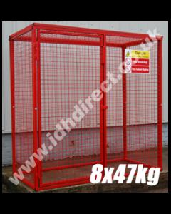 GAS35 - 1800H x 1800W x 900D (mm)