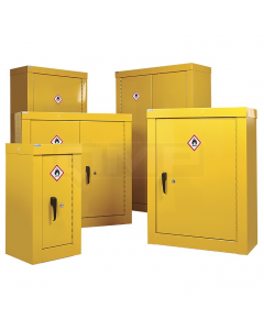 Hazardous Substance - High Security Floor Cupboards