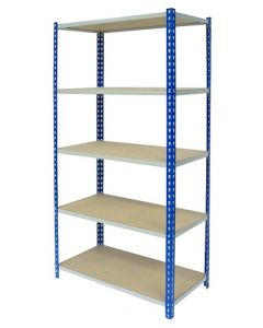 J Rivet Shelving - Chipboard Decks