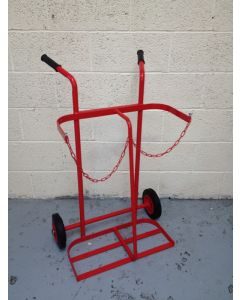 ETCT01 - Econ. Twin Cylinder Trolley - Oxy or Acetylene