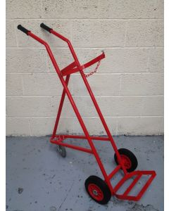 E3SCT09 - Econ 3 Wheeled Single Cyl Trolley - Oxy or Acetylene