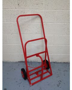 PTCT05 - Premium Twin Cylinder Trolley for Oxygen or Acetylene