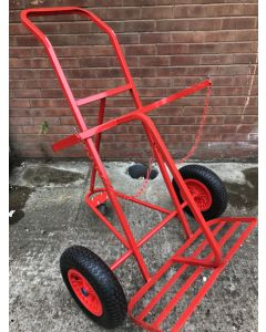 PTCT18 - Premium Twin Cylinder Trolley for 2 x 47kg Propane