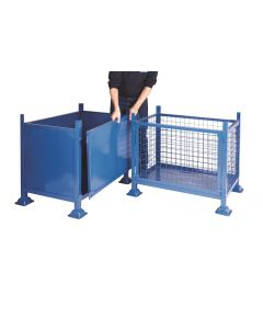 Detachable Side Pallets