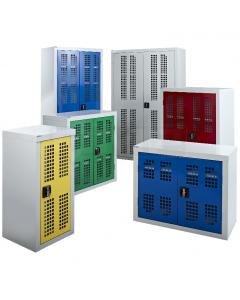 Perforated Door - Floor Cupboards