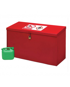 Petroleum & Flammable Liquid - Floor Chests