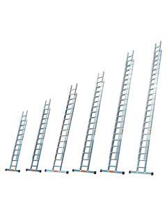 Trade EN131 Aluminium Extension Ladders