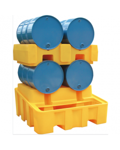 Base and Stacker - Standard Yellow