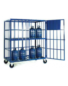Mobile Gas Cylinder Cages