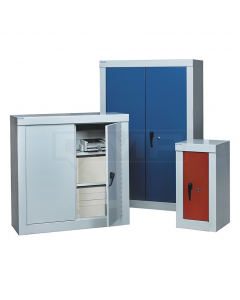 High Security Workplace Floor Cupboards