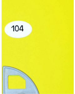 Self Adhesive Numbered Plates for Standard Lockers