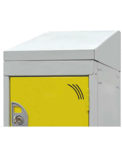 Sloping Top for Standard Lockers