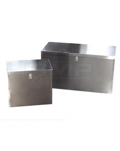Stainless Steel - Floor Chests