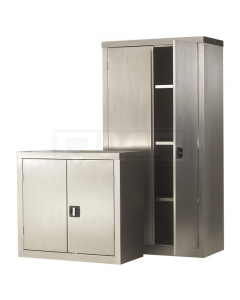Stainless Steel - Floor Cupboards
