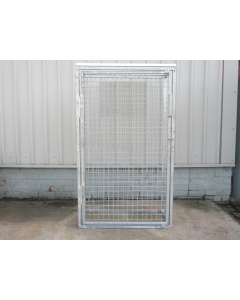 GALVANISED Mesh Cages