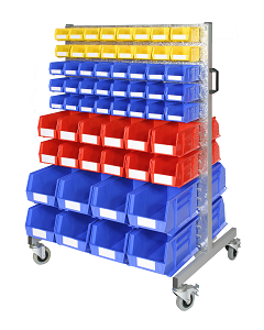 HPBTYB - Bin Trolley inc. Storage Bins (B)