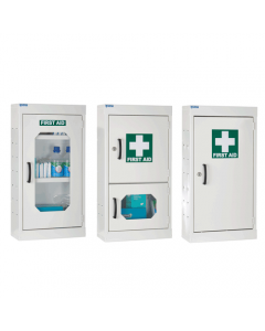 First Aid - Wall Cupboards - 160mm deep