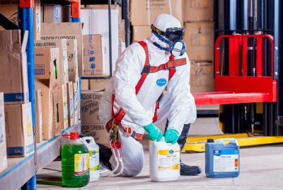Warehouse Safety: How to spot hazards