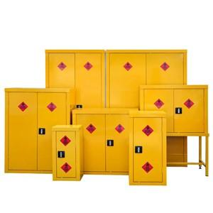 Storing Hazardous Substances and Secure Storage