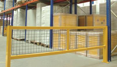 Why You Need Safety Barriers in Your Warehouse