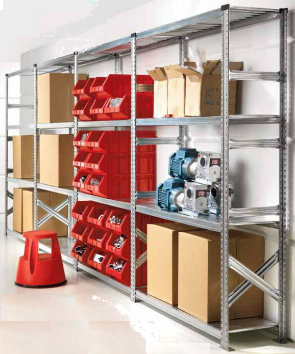 New Steel Shelving and Clicka Shelving Products Now Available