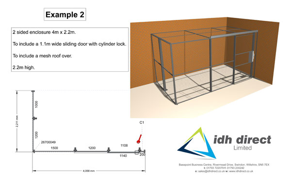 CAD example